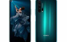 Honor 20 Pro: intermediário com câmeras de top de linha
