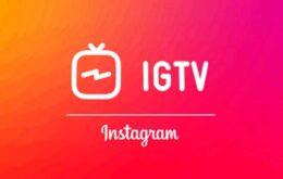 Instagram vai começar a exibir anúncios na IGTV