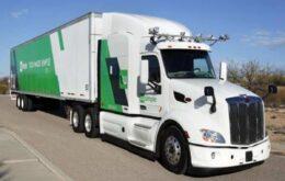 Correio dos EUA inicia testes de entregas com caminhões autônomos