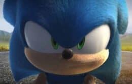 Imagens mostram nova versão de Sonic para o cinema