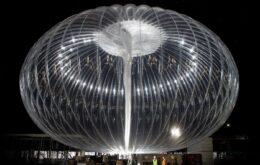 Balões de conectividade da Loon passam a fornecer internet no Quênia