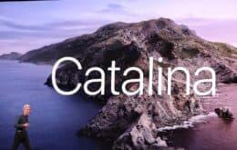 Apple lança MacOS Catalina, que permite usar iPad como segunda tela
