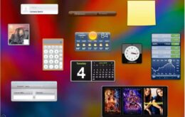 Apple irá remover permanentemente o 'Dashboard' no MacOS Catalina