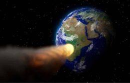 Asteroide tem boas chances de colidir com a Terra em setembro