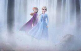 Assista ao novo trailer (bem sombrio) de Frozen 2