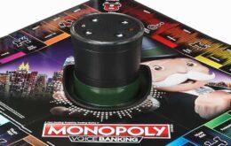 Nova versão do jogo 'Banco Imobiliário' é ativada por voz