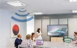 Philips anuncia lâmpadas Li-Fi que transmitem dados a até 250 Mbps