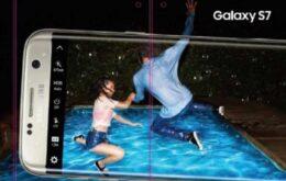 Celulares da Samsung não são tão a prova d'água quanto dizem anúncios