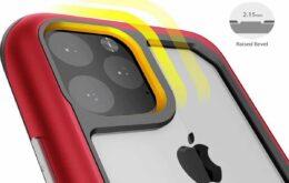 Design do próximo iPhone é revelado por fabricante de capinhas
