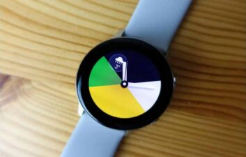 Samsung adiciona recursos ao Galaxy Watch e Galaxy Watch Active