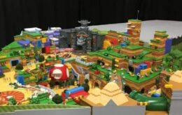 Os parques temáticos da Nintendo vêm aí