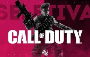 Está aberta seletiva de meninas para game 'Call of Duty'