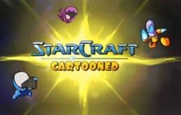 Mod oficial de StarCraft deixa jogo com cara de desenho animado