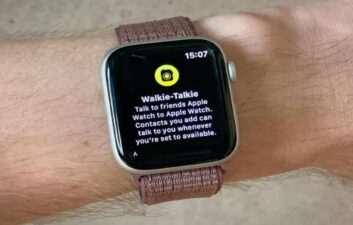 App Walkie Talkie do Apple Watch é desativado por falha de segurança