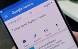Google Tradutor para Android agora salva transcrições em tempo real