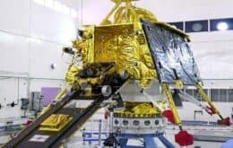 Índia se prepara para pousar sonda na Lua e buscar sinais de água