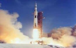 CBS publica transmissão original do lançamento da Apollo 11. Assista!