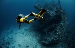 Scotter submarina