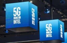 Apple negocia patentes 5G da Intel por 1 bilhão de dólares