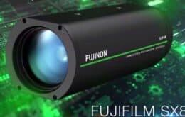 Câmera de segurança da Fujifilm pode ler placas de carros a 1km