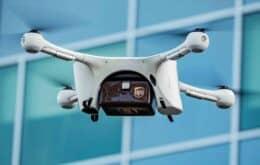 Covid-19: UPS e CVS vão usar drones para entregar remédios na Flórida