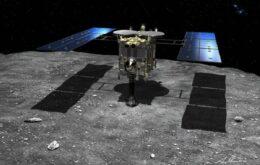 Sonda japonesa consegue mais uma proeza no espaço