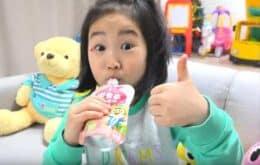 Youtuber coreana de 6 anos de idade comprou uma casa de US$ 8 milhões
