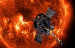 Espaçonave da Nasa quebra recorde de velocidade e distância do Sol