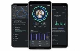 Google Fit ganha modo escuro e novos gráficos de sono