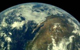 Sonda indiana envia fotos da Terra