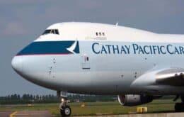 Companhia aérea asiática usa câmera para monitorar passageiros em voo