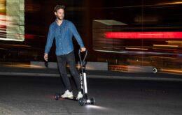 Audi anuncia patinete elétrico parecido com um skate