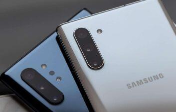 Samsung presenta Galaxy Note 10