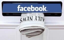 Facebook vai fazer seleção de notícias