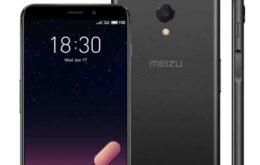 Meizu M6s chega ao Brasil por R$ 699