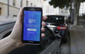 CET prueba tecnología de vigilancia para Zona Azul en São Paulo