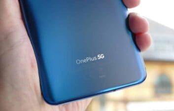 OnePlus quiere fabricar un teléfono inteligente 5G a finales de este año