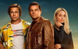 Tarantino vai dirigir série derivada de 'Era Uma Vez em… Hollywood'