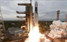Nave indiana chega à órbita lunar