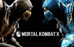 Fruits and vegetables make the sound effects of Mortal Kombat fights