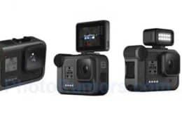 GoPro Hero8: Vazam imagens da próxima câmera da GoPro