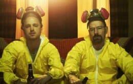 Gravação de filme de Breaking Bad já foi concluída, diz ator