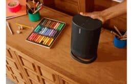 Vazam mais fotos do primeiro alto-falante Bluetooth da Sonos