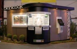 Loja de Fast Food automatizada no Brasil