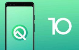 Google irá exigir que novos aparelhos rodem o Android 10