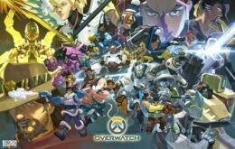 Coronavírus: liga de Overwatch é cancelada na Coreia do Sul