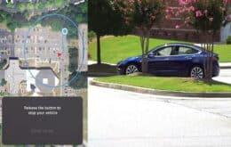 Vídeo mostra versão atualizada do Smart Summon da Tesla