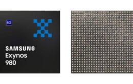 Novo processador da Samsung