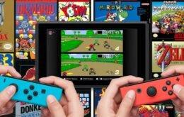 Jogos de Super Nintendo chegam ao Switch; confira lista