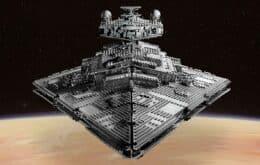 Lego anuncia la nave espacial Star Wars con casi 5 piezas